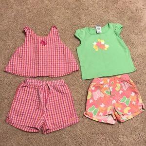 2T outfits bundle